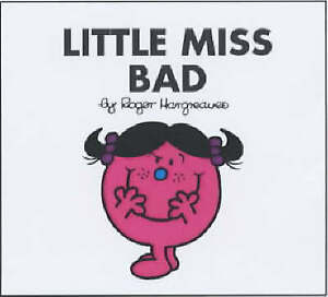 Little-Miss-Bad-by-Roger-Hargreaves-Paperback-2003