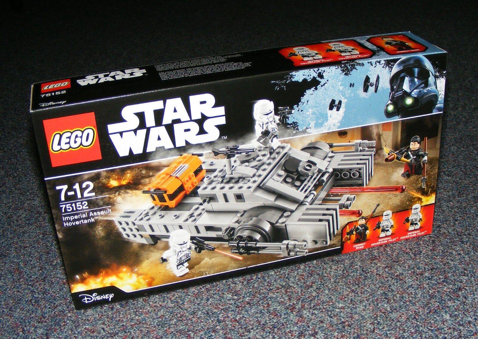 Estrella guerras LEGO 75152 Imperial Assault del  autoro Armato Nuovo Di Zecca Sigillato  merce di alta qualità e servizio conveniente e onesto