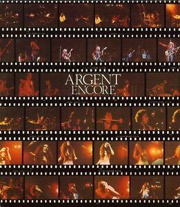 Rod-Argent-Encore-New-CD-England-Import