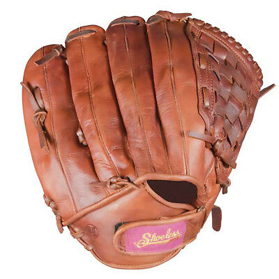 "new Rh Throw Shoeless Joe Jane 1300fpbwr 13"" Fastpitch Softball Glove"