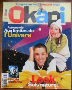 Magazine Okapi N° 678 J.o Sydney, Madonna,.... Soulager La Chaleur Et Le Soleil