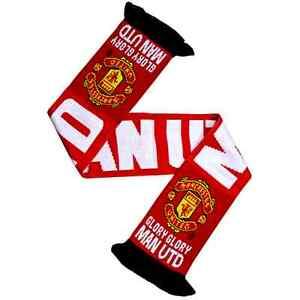 Manchester-United-FC-echarpe-gloire-gloire-rouge