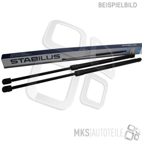 2 x STABILUS GASFEDER HECKKLAPPE KOFFER LADERAUM SET BEIDSEITIG 3882727