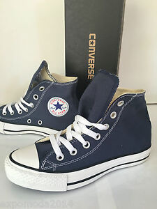 Converse SCARPE All Star Shoes Alta Uomo Donna Unisex new 2017 Chuck Taylor