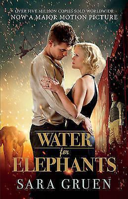 1 of 1 - Water for Elephants - Sara Gruen - Paperback Book