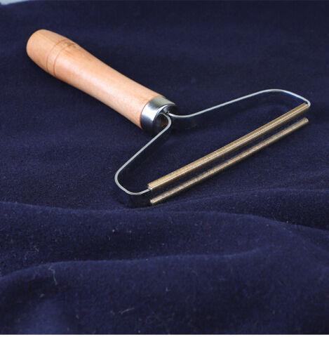 Brosse,rasoir anti bouloche//peluche//poils bois, excellente qualité