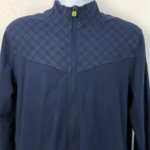Lululemon-Men-s-Full-Zip-Athletic-Track-Jacket-Size-Large-Blue-Diamond-Workout