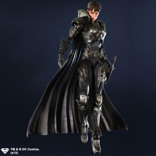 *NEW* DC Comics Man of Steel Faora-Ul Play Arts Kai Action Figure