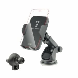 Universel-Support-Voiture-Support-Portable-QI-Wireless-charger-pour-Xiaomi-MI-9