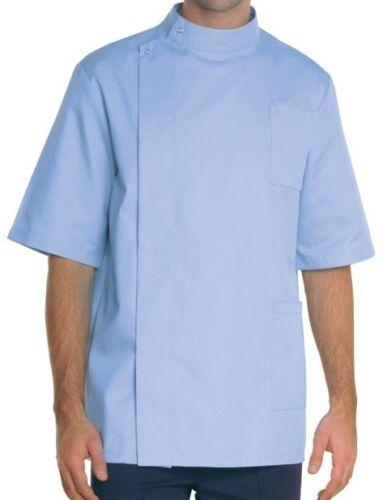 Men Male Dentist Medic Health Therapist Healthcare Doctor Top Tunic Jacket Shirt