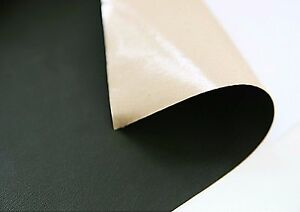 2-x-Khaki-Faux-leather-FABRIC-STICKER-SHEET-DIY-craft-sticker-self-adhesive-FH
