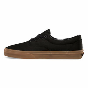 Details about Vans Era Black Classic Gum All Sizes Canvas Men Size