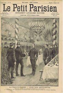 Le-petit-parisien-illustre-96-1890-Sainte-Barbe-Vincennes-Tuberculose-Koch-Zola