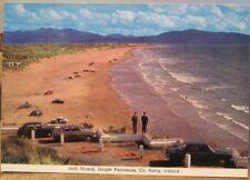 Irish Postcard INCH STRAND Beach Dingle Peninsula Kerry Ireland Cardall ? 278