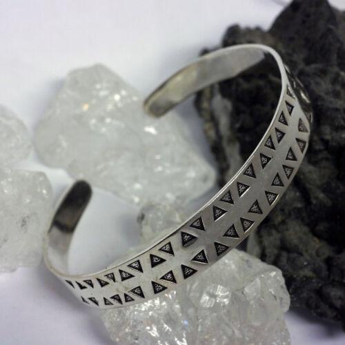 Reproduktion Gotland Wikinger Armreif Armspange 925 Silber reine Handarbeit