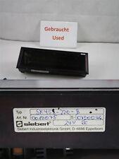 Siebert  sx45s-220-b  Textanzeige  SX45-220