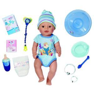 Baby Born Puppe Interactive Boy Doll Parts Accessories