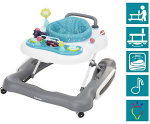 Brand new Babymoov 5 in 1 baby walker progressive with 360 degree seat 6m 12kg