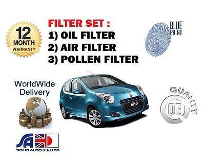 Service Parts for SUZUKI ALTO 1 Air /& Oil Filter