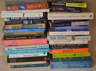 Library Liquidation 100s Hundreds Books Your Choice Tarot Religion Novels