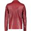 Dolce & Gabbana Doble Abotonadura Chaqueta De Cuero-Rojo-UK 38/IT 48