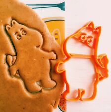 "Сookie cutter ""Moomin"" cookiecutter cookies custom shape"