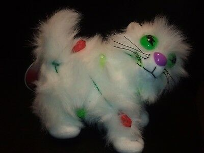 Meanies Shocking Stuffers Blinky the Cat