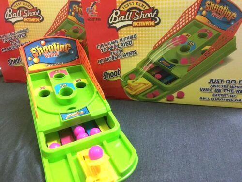 Tabletop Kids Basketball Shooting Game Arcade Cadeau D/'Anniversaire Jouet Garçons Filles Noël