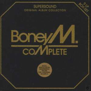 Boney M. - Complete (Vinyl 9LP Box - 2017 - EU - Original)