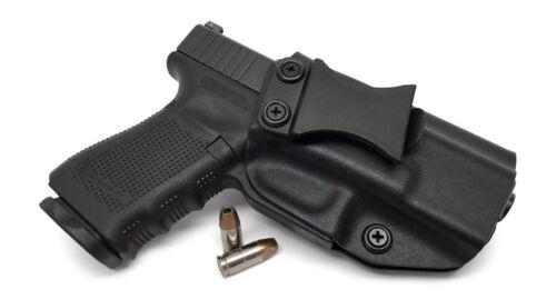 IWB INSIDE WAISTBAND Gun Holster Kydex w// Belt Clip For Kimber Micro 9mm