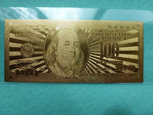 100-dollars-bill-24-K-Gold