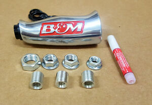 B /& M 80658 Auto Trans Shift Lever Knob