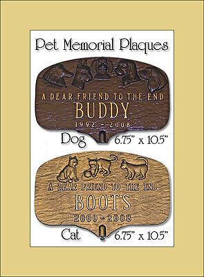 Montague Cat Plaque Memorial Sign Marker Aluminum 2 Mounts /& 20 Color Choices!