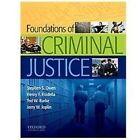Foundations of Criminal Justice by Henry F. Fradella, Stephen S. Owen, Jerry W. Joplin and Tod W. Burke (2011, Paperback)
