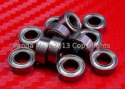 Appena 5pc 602xzz (2.5x8x4mm) Metallo Schermato Cuscinetto A Sfera 2.5 8 4 602xz