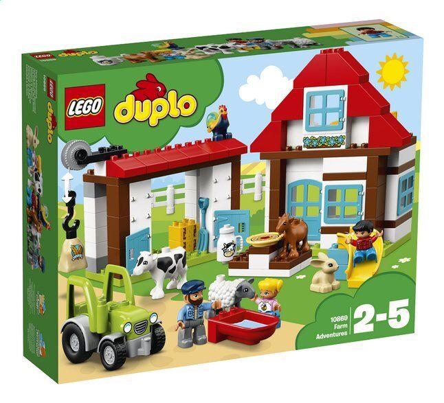 LEGO DUPLO 10869 Ausflug auf auf auf den Bauernhof Farm Adventures  N1 18 f90f96