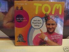 Tom und der Thunfischkönig. Ein Hörspiel für Kinder. 1CD NEU OVP  9783866101968