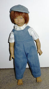Heidi Ott artiste poupée garçon poupée Tobyas?   Tobias, non joué 30 cm 1992