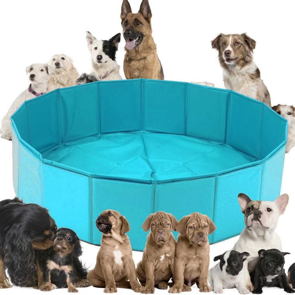 Valentina Valentti Small Dog Pool 80x80x20cm