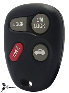 New-Cadillac-Chevrolet-Keyless-Entry-Car-Remote-Fob-Replacement-KOBLEAR1XT