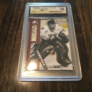 2005-06-CAM-WARD-ITG-HEROES-amp-PROSPECTS-335-ROOKIE-CARD-RC-GEM-MINT-10