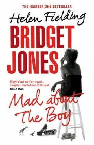 1 of 1 - Bridget Jones: Mad About the Boy by Helen Fielding - Medium Paperback