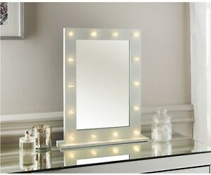 table mirror with lights. image is loading new-elegant-hollywood-style-dressing-table-mirror-with- table mirror with lights v