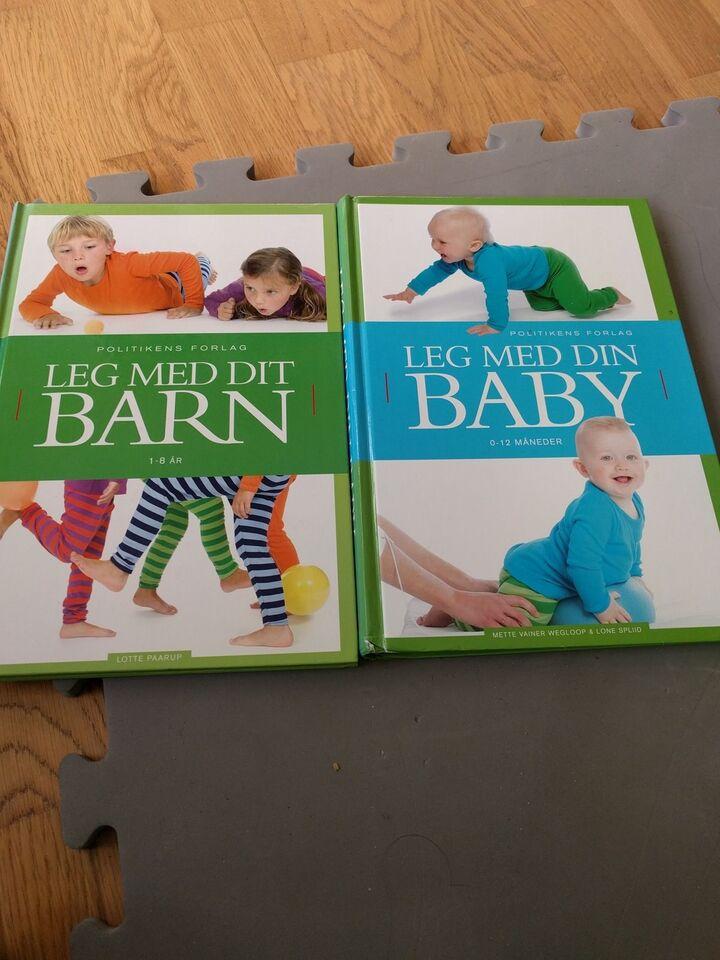 Leg med dit barn og leg med den baby, Politikens forlag,