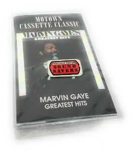 Marvin-Gaye-039-s-Greatest-Hits-Tape-Motown-Cassette-Classic