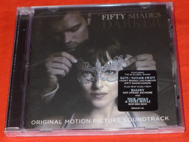 Fifty Shades Darker [Original Motion Picture Soundtrack] by Original Soundtrack