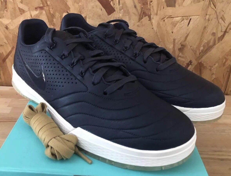 Nike Paul Rodriguez 9 SB X Obsidian FB Obsidian X Gum Lt Brown Ivory Sz 8.5 NIB 844813-440 e2073d