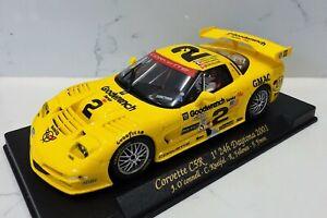 Copieux Fly A123 Corvette C5r 1st 24 H Daytona 2001 #2 Entièrement Neuf Dans Sa Boîte 1/32-afficher Le Titre D'origine