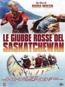 521093 2075125 Dvd Giubbe Rosse Del Saskatchewan (Le)