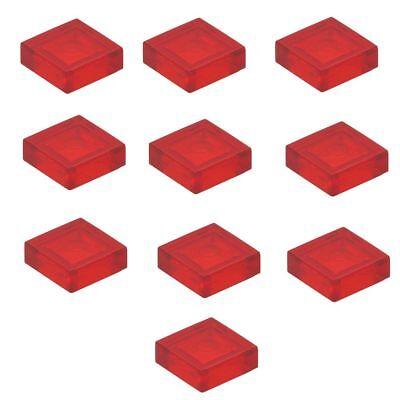 Lego 20 x Fliese Fliesen  3070b  1x1 schwarz